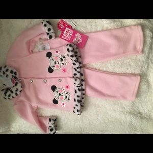 Other - Toddler two-piece jacket and pant set